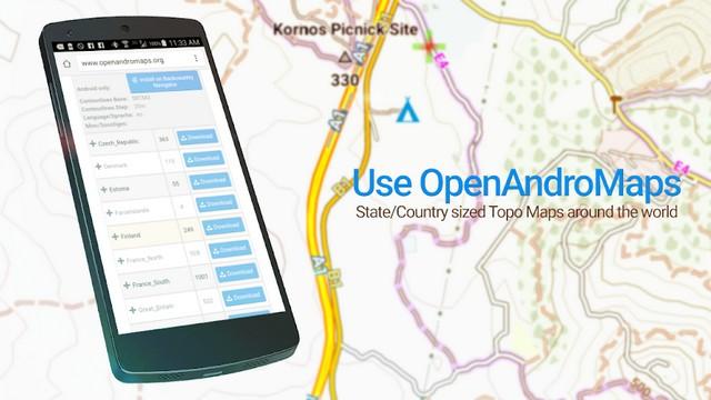 BackCountry Navigator - Best Hiking App
