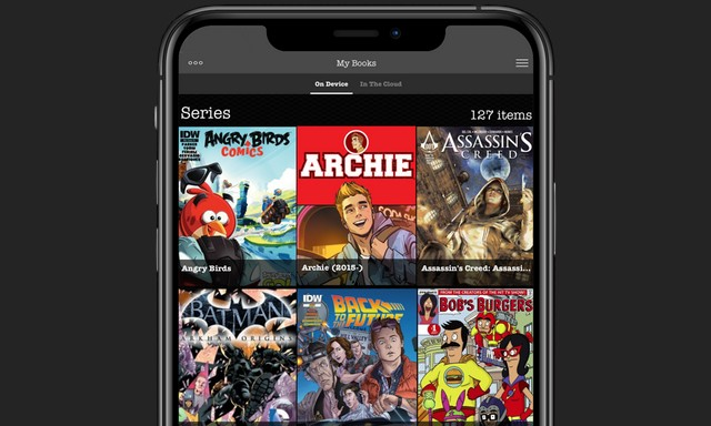 Best Comic Book Reader Apps for iPhone