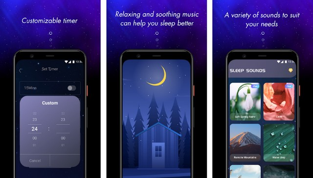 Better Sleep - Best Sound App