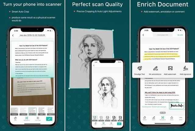 CamScanner - Best Document Scanner App