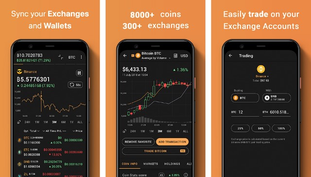 Coin Stats - Best Cryptocurrency App