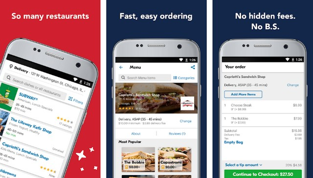 Eat24 - Best Food Delivery App