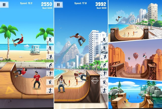 Flip Skater - Best Skateboard Game