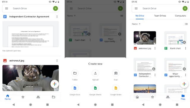 Google Drive - best productivity app