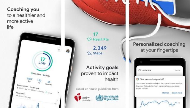 Google Fit - Best Weight loss App