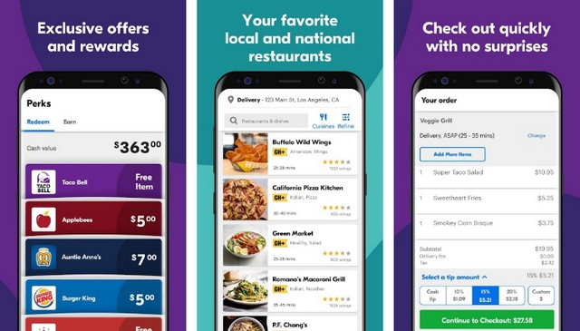 Grubhub - Best Food Delivery App