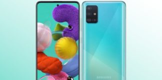 How to Change Font Size on Samsung Galaxy A51
