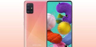 How to Take Screenshot on Samsung Galaxy A51