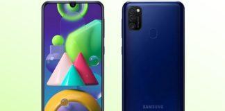 How to change language on Samsung Galaxy M21