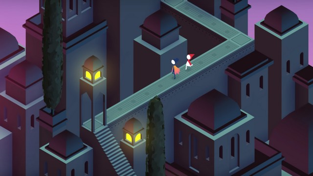 Monument Valley 2 - best puzzle game