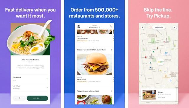 Postmates - Best Food Delivery App
