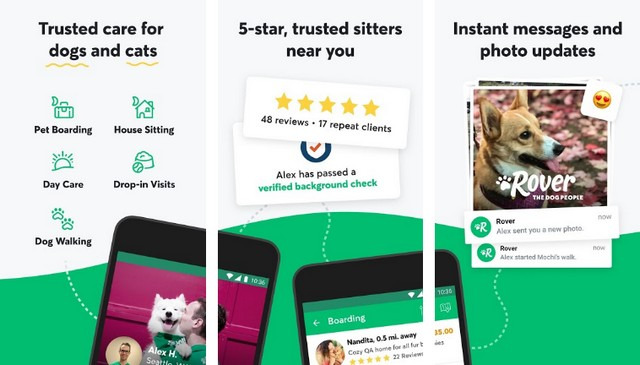 Rover - Best Pet App