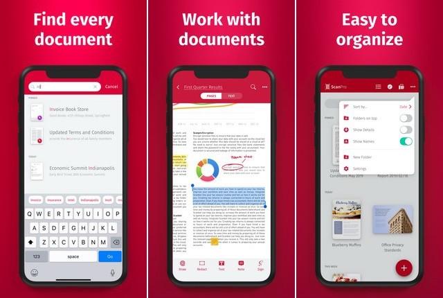 ScanPro+ App