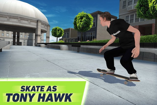 Tony Hawk's Skate Jam - Skateboarding Game