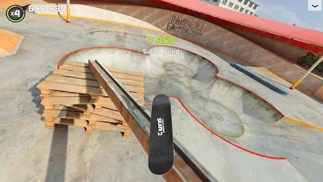 Touchgrind Skate 2 - Best Skateboarding Game