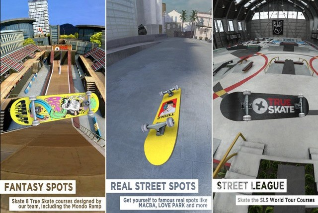 True Skate - Best Skateboarding Game