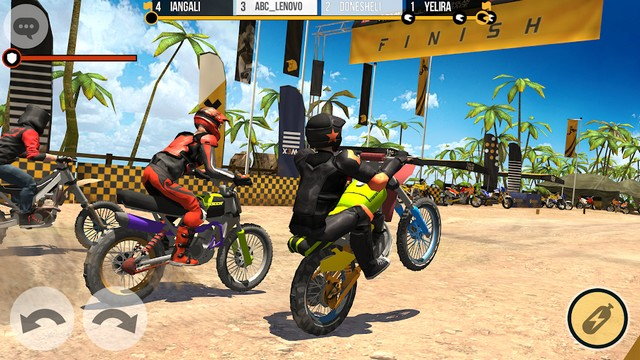 Clan Race - Best Motorcycle Game