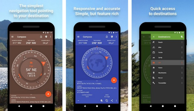 Compass by Fulmine Software