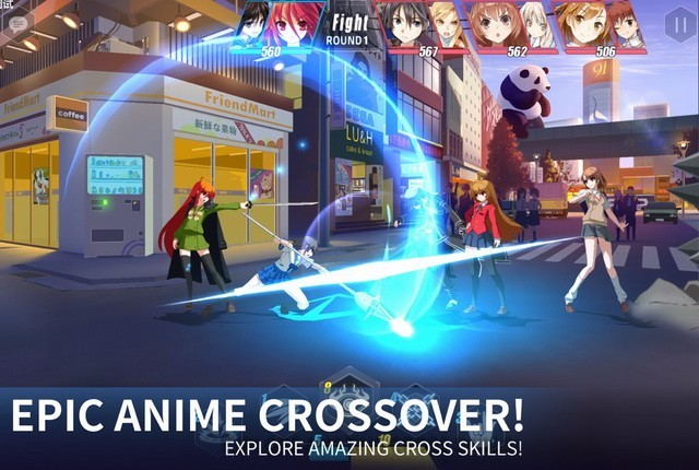 Crossing Void - Global - Best Anime Game
