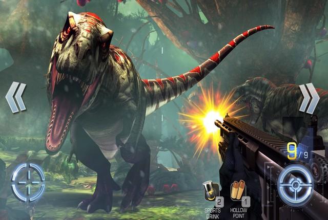 Dino Hunter - Deadly Shores