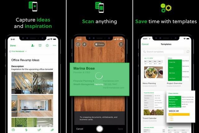 Evernote - Best Productivity App