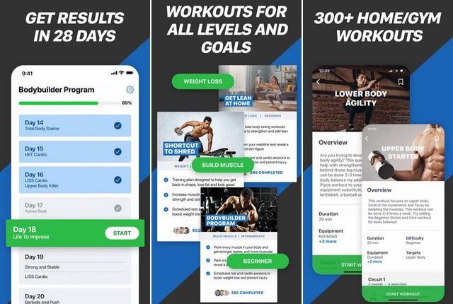 Fitness Buddy - Best Bodybuilding App