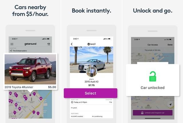 Getaround - Best Car Rental App