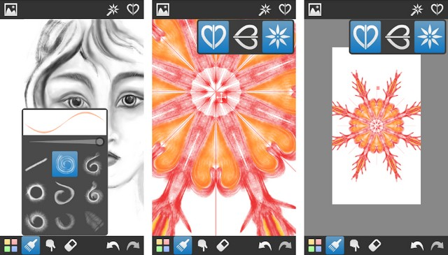 InspirARTion - Best Drawing App