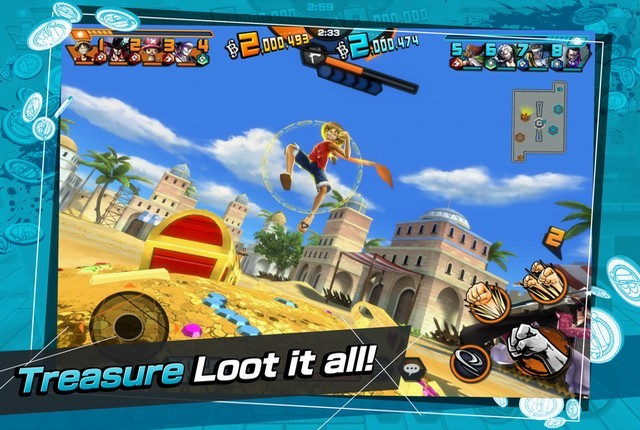 One Piece Bounty Rush - Best Anime Game
