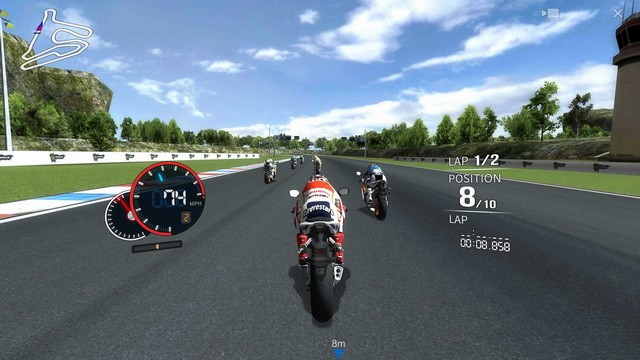 Real Moto - Best Motorcycle Game