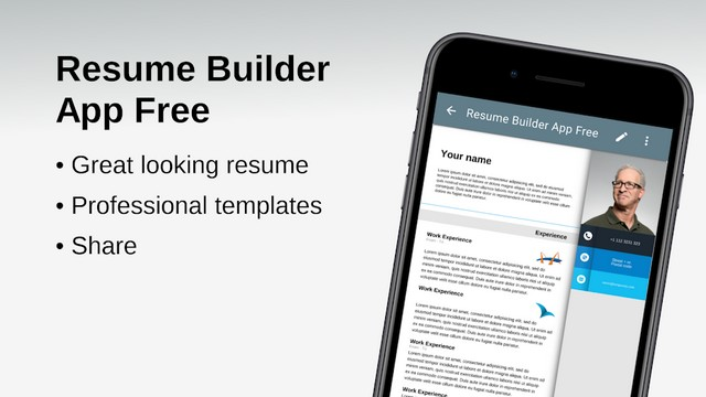 Resume Builder by 23Apps