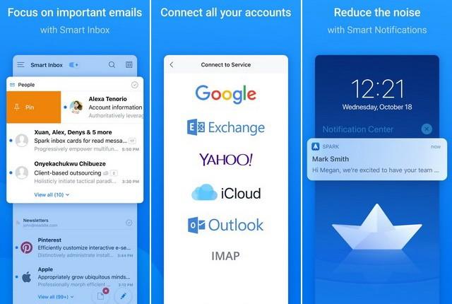 Spark Mail - Best Productivity App