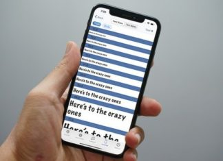 Best Fonts Apps for iPhone and iPad