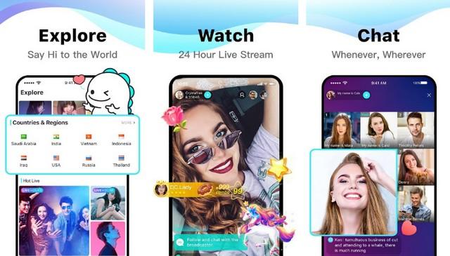Bigo Live - Best App Like Snapchat