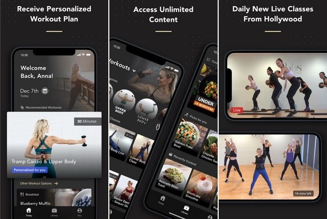 Body By Simone - Best iPhone Workout App