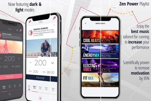 C25K 5K Trainer - Best iPhone Workout App
