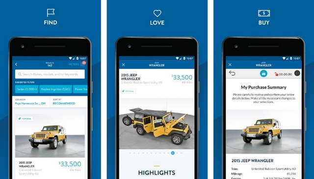 Carvana - Best Car Buying App