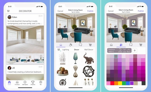 Decorator - Best Interior Design App
