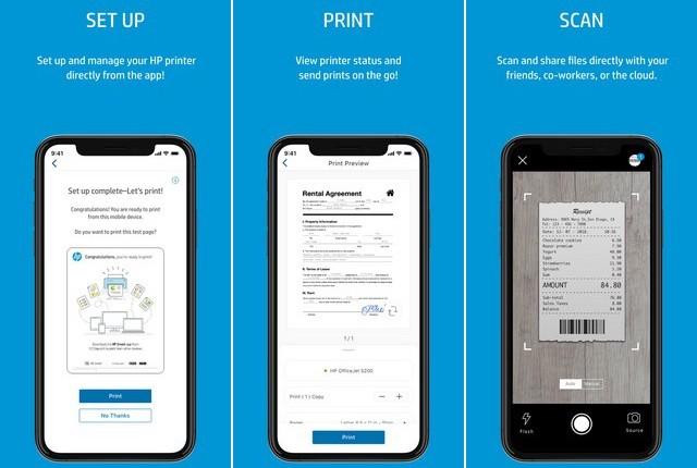 HP Smart - Best Printing App