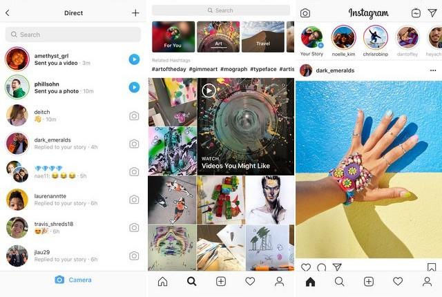 Instagram - Best Snapchat Alternative