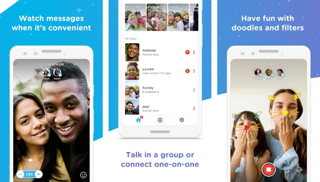 Marco Polo - Best App Like Snapchat