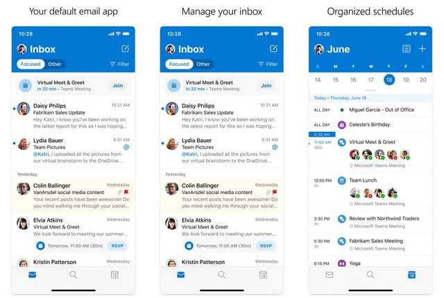 Microsoft Outlook - Best Email App
