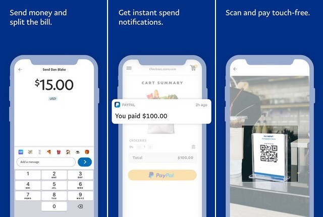 PayPal - Best Money Transfer App