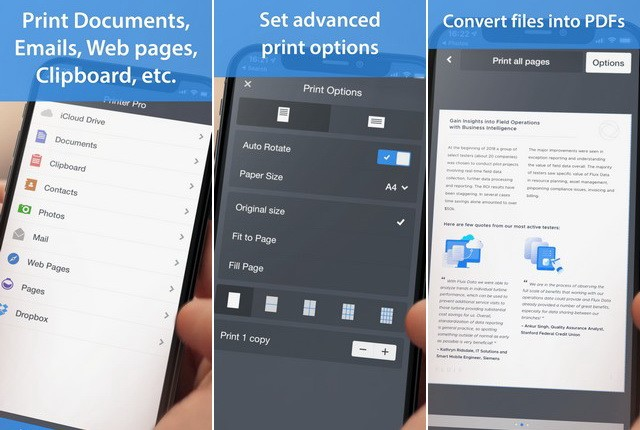 Printer Pro by Readdle - Best Printing App