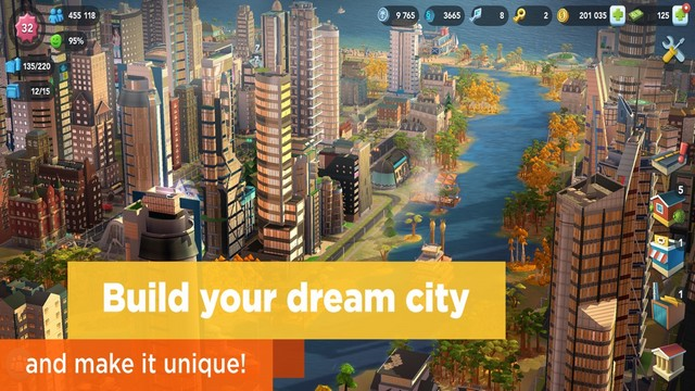SimCity BuildIt - Best Life Simulation Game