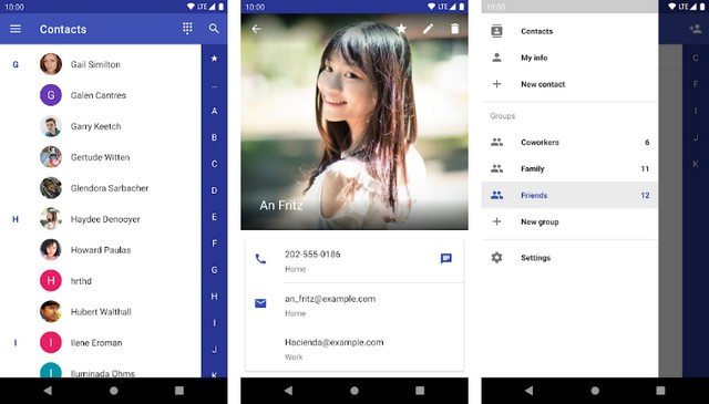 Smart Contacts - Best Contact Manager App