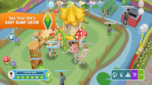 The Sims FreePlay - Best Life Simulation Game