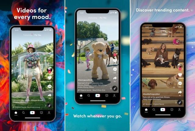 TikTok - Best Snapchat Alternative