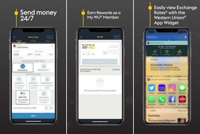 Western Union - Best Money Transfer App