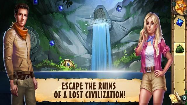 Adventure Escape Dark Ruins
